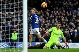 Davies goal